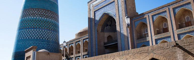 Тур в Узбекистан на весну и лето из Екатеринбурга