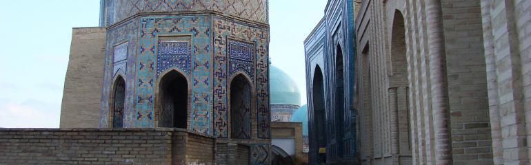 Тур в Узбекистан на весну и лето из Москвы