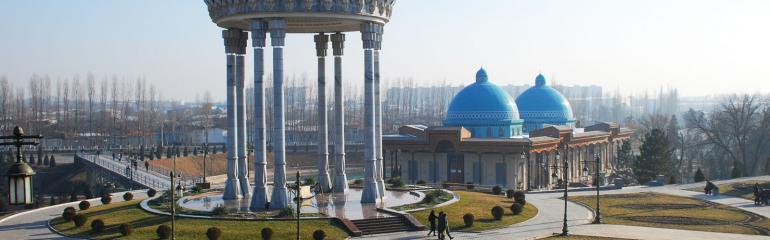 Тур в Узбекистан из Самары на весну и лето 2020