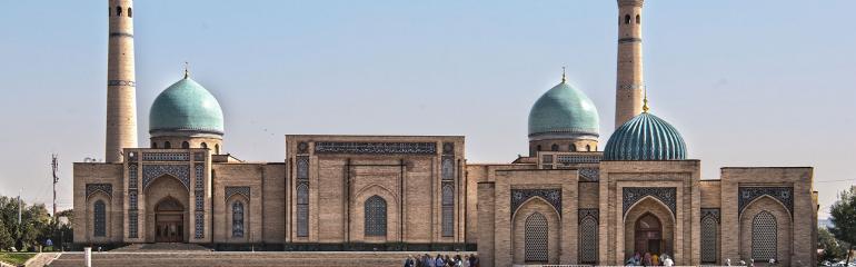 Тур в Узбекистан на весну и лето из Воронежа